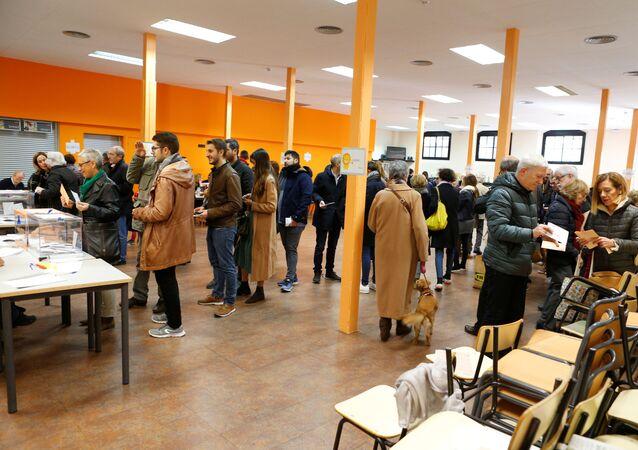 La participación de la ciudadanía española en las elecciones
