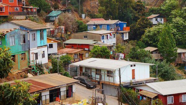 Chile, Valparaíso (referencial) - Sputnik Mundo