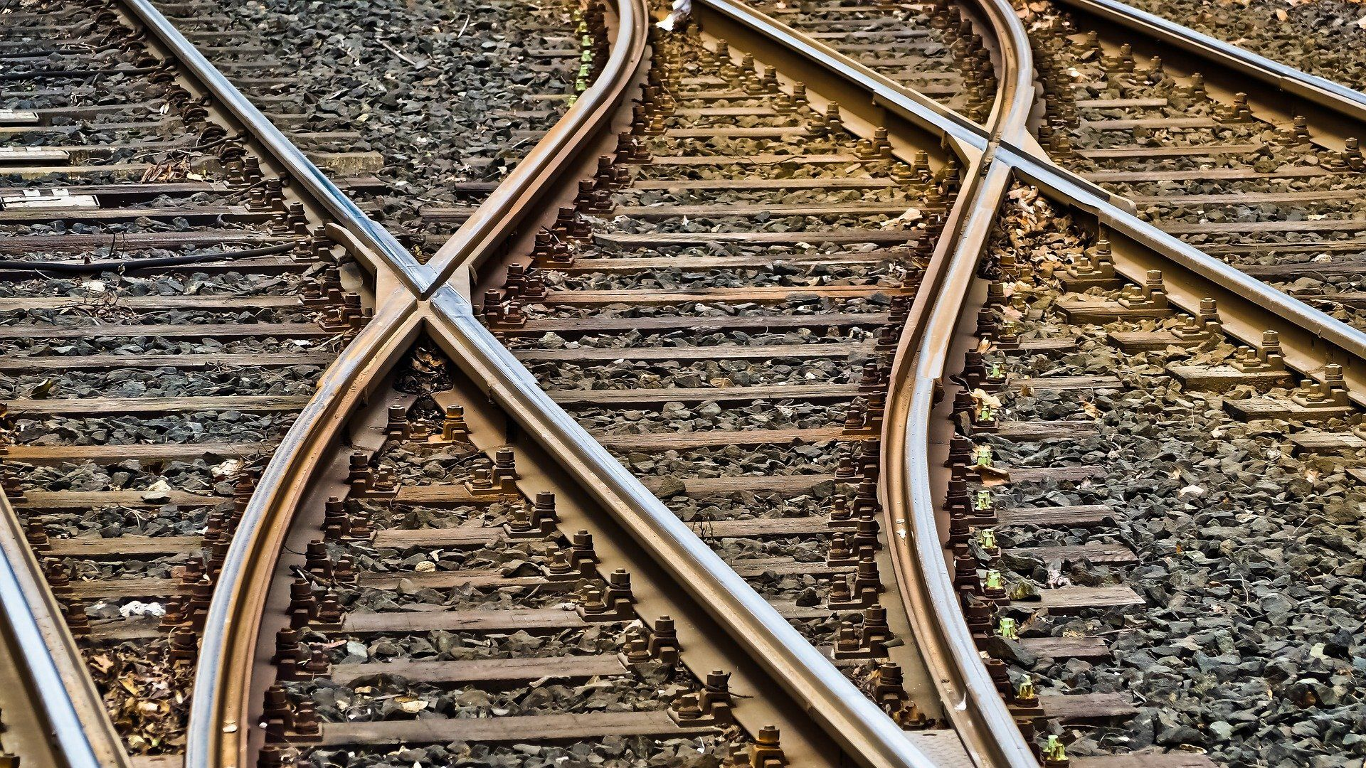 Ferrocarril (imagen referencial) - Sputnik Mundo, 1920, 24.05.2021