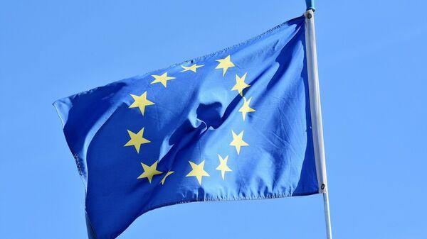 La bandera de la UE  - Sputnik Mundo