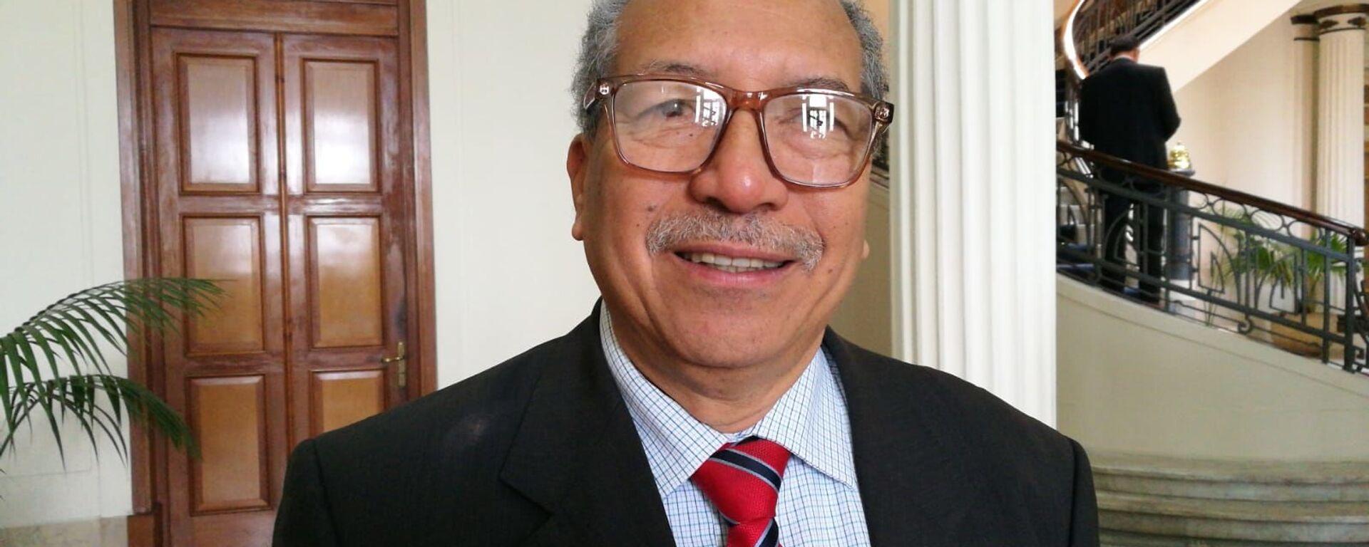 El diputado venezolano e integrante del Parlasur Saúl Ortega - Sputnik Mundo, 1920, 21.06.2021