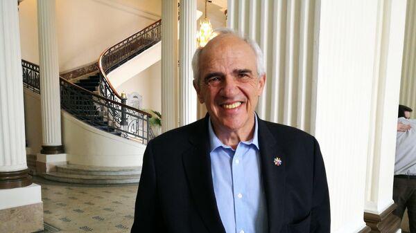 Ernesto Samper, expresidente de Colombia y ex secretario general de UNASUR - Sputnik Mundo