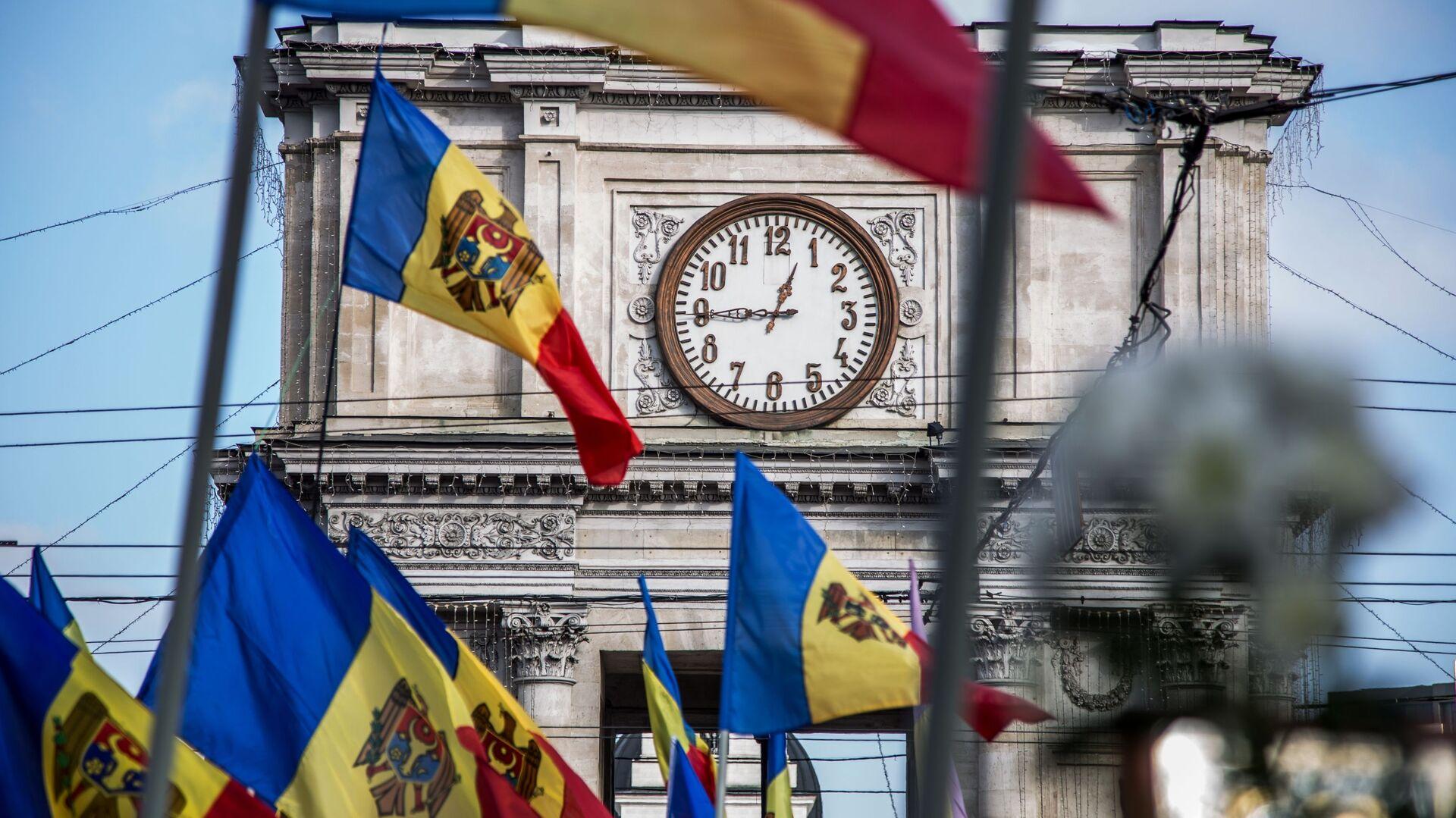 Bandera de Moldavia  - Sputnik Mundo, 1920, 26.02.2021