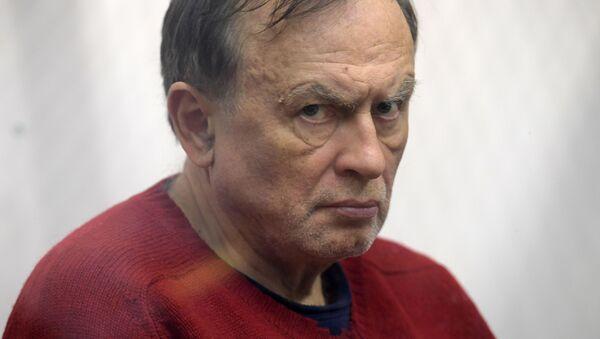 Oleg Sokolov, historiador acusado de asesinar a su pareja y estudiante - Sputnik Mundo