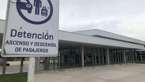Terminal de ómnibus Dellepiane, Buenos Aires, Argentina - Sputnik Mundo