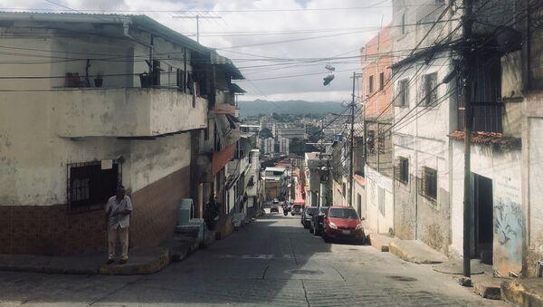 Barrio Altos de Lídice en La Pastora, Caracas - Sputnik Mundo