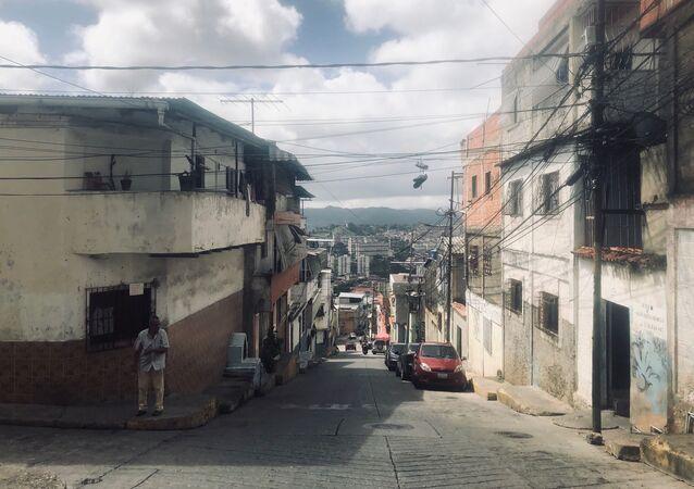 Barrio Altos de Lídice en La Pastora, Caracas
