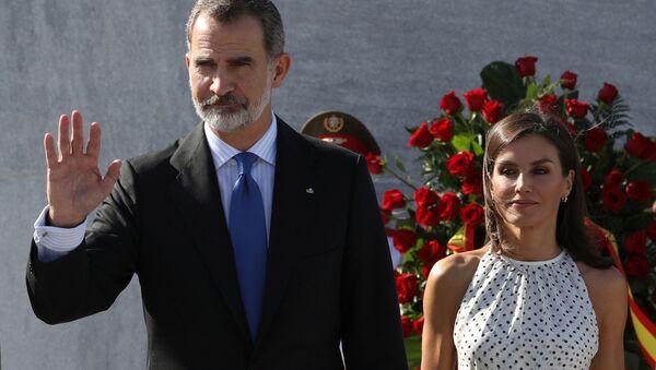 La histórica visita de los reyes Felipe y Letizia a Cuba - Sputnik Mundo
