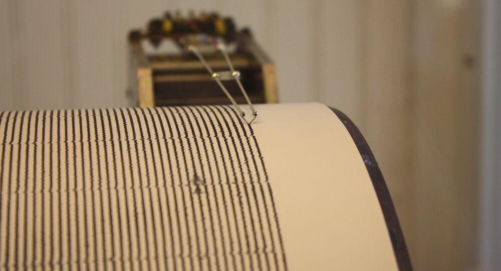 Sismógrafo (imagen ilustrativa)