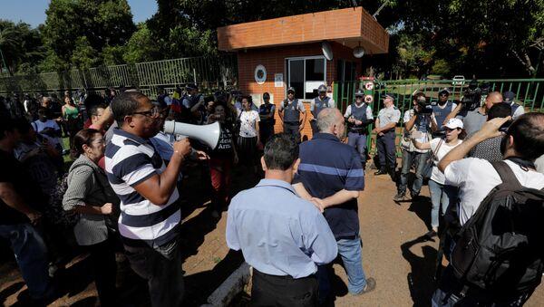Embajada de Venezuela en Brasilia - Sputnik Mundo