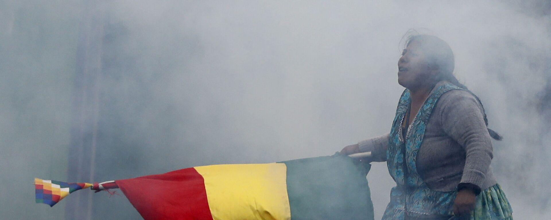 Protestas en Bolivia  - Sputnik Mundo, 1920, 12.07.2021