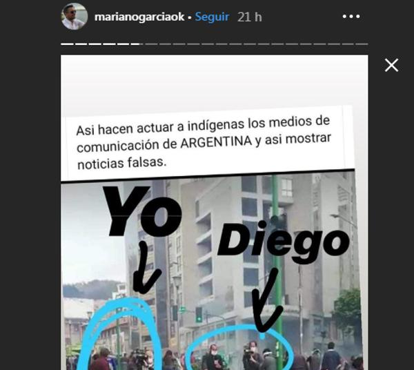 Periodista argentino, Mariano García, denuncia tergiversación a su trabajo en redes sociales - Sputnik Mundo