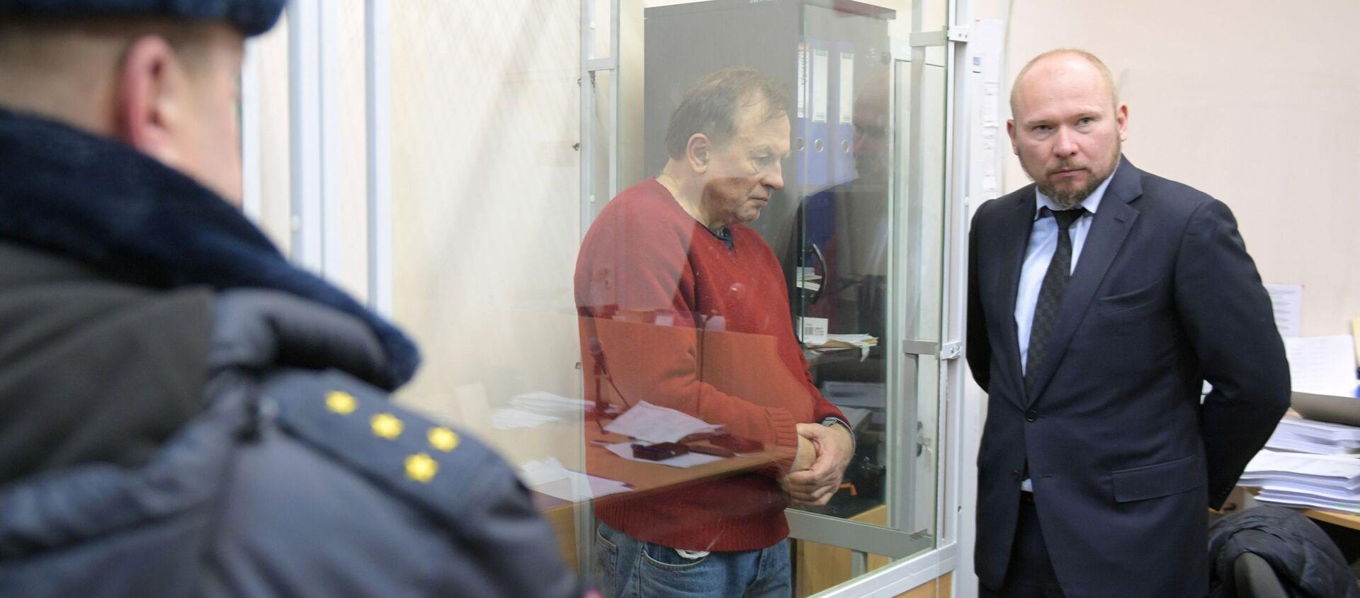Oleg Sokolov, historiador acusado de asesinar a su pareja y estudiante - Sputnik Mundo, 1920, 12.10.2020