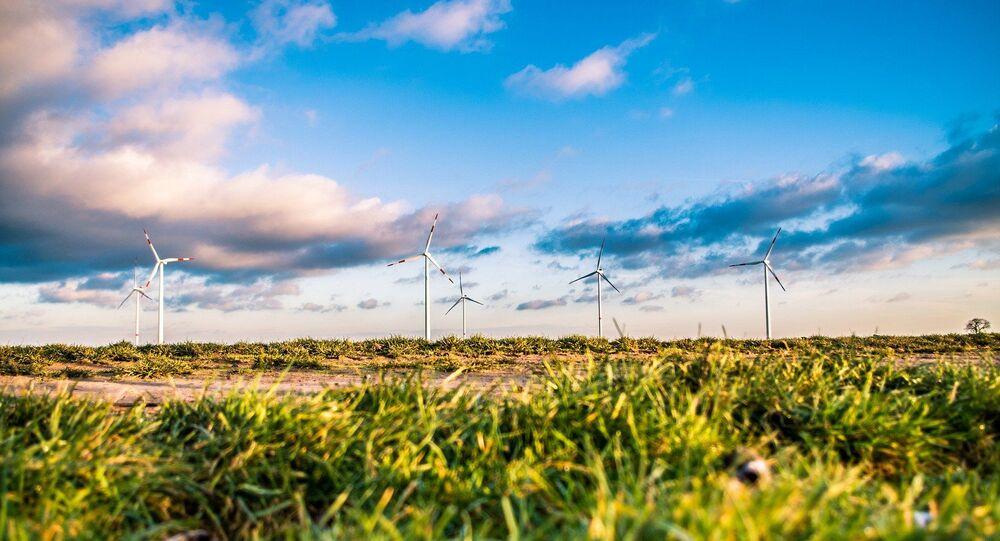 Energía verde (imagen referencial)