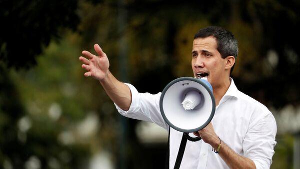 Juan Guaidó, diputado opositor venezolano - Sputnik Mundo