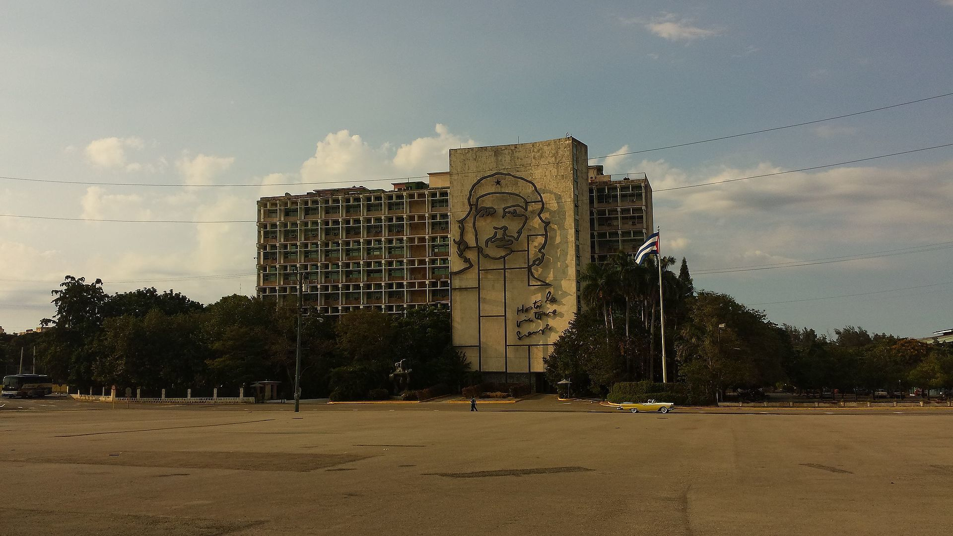 Sede del Ministerio del Interior y Plaza de la Revolución en La Habana, Cuba - Sputnik Mundo, 1920, 14.07.2021