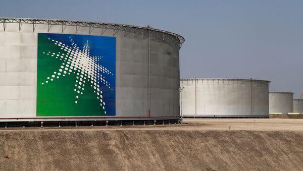 Una instalación de Saudi Aramco - Sputnik Mundo