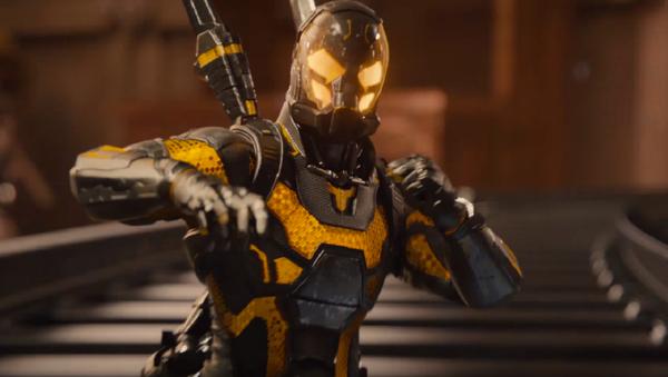 'Ant-Man', captura de pantalla - Sputnik Mundo
