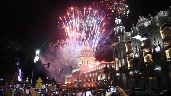 Así fue la espectacular culminación de los 500 años de La Habana - Sputnik Mundo