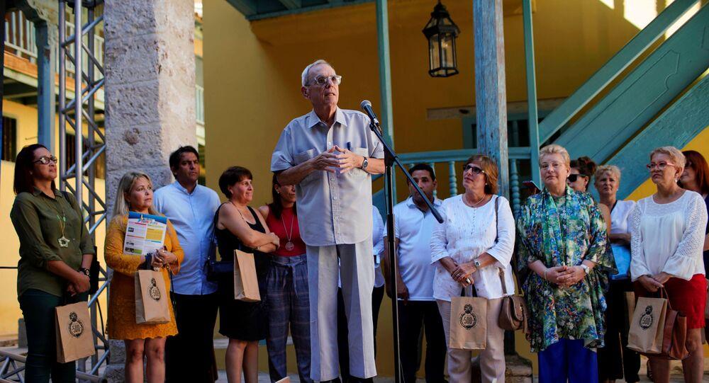 Eusebio Leal: el alma de La Habana - Sputnik Mundo