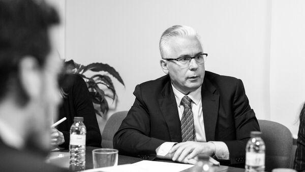 Baltasar Garzón, el jurista español - Sputnik Mundo