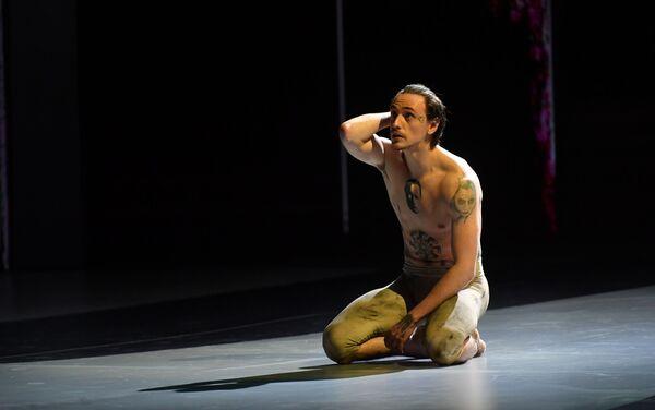 Serguéi Polunin, bailarín de ballet, actor y modelo - Sputnik Mundo
