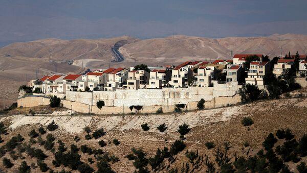 Viviendas en colonias judías en Palestina (archivo) - Sputnik Mundo
