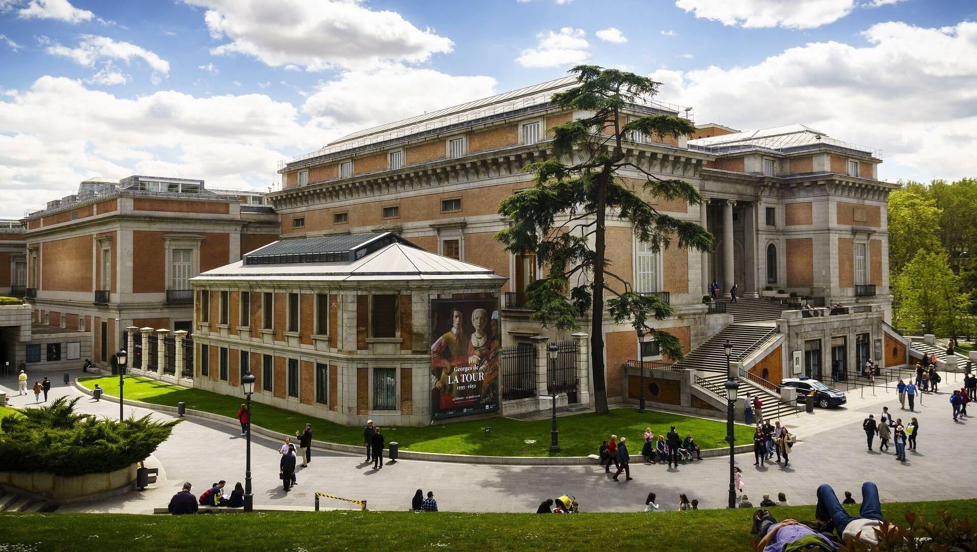 El museo del Prado - Sputnik Mundo, 1920, 19.11.2019