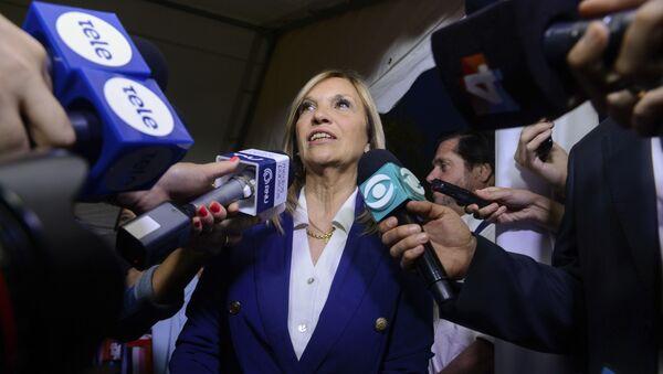 Beatriz Argimón, política uruguaya - Sputnik Mundo