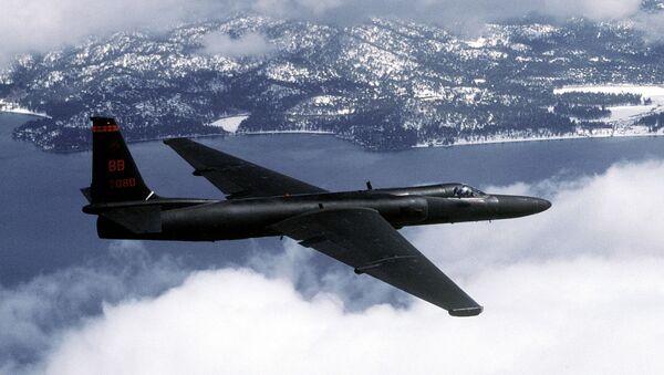 Avión espía U-2 utilizado por Estados Unidos durante la Guerra Fría - Sputnik Mundo