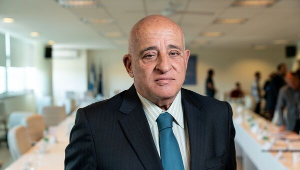 Aníbal Jozami, rector de la Universidad Nacional de Tres de Febrero - Sputnik Mundo
