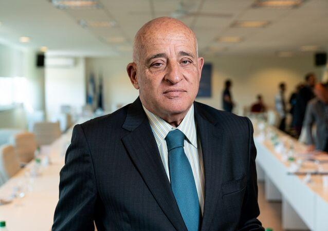 Aníbal Jozami, rector de la Universidad Nacional de Tres de Febrero