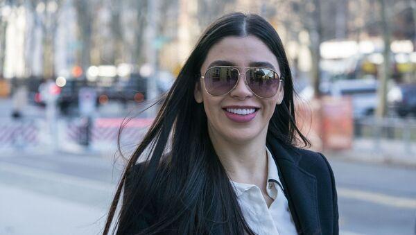 Emma Coronel Aispuro, esposa de Joaquín el 'Chapo' Guzmán - Sputnik Mundo