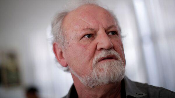 João Pedro Stédile, líder del Movimiento de los Trabajadores Rurales Sin Tierra (MST) de Brasil  - Sputnik Mundo