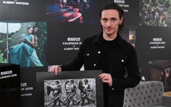 Serguéi Polunin en el calendario Pirelli, Italia - Sputnik Mundo
