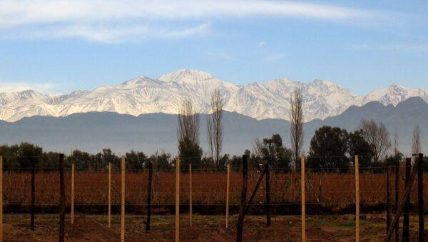 Mendoza, Argentina - Sputnik Mundo