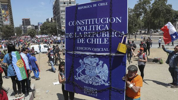 La Constitución de Chile - Sputnik Mundo