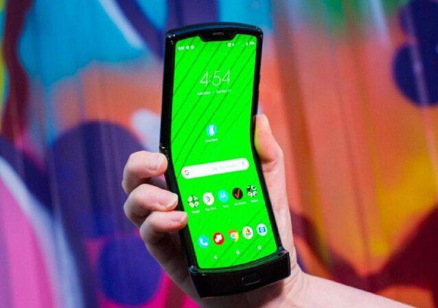 El nuevo Motorola Razr