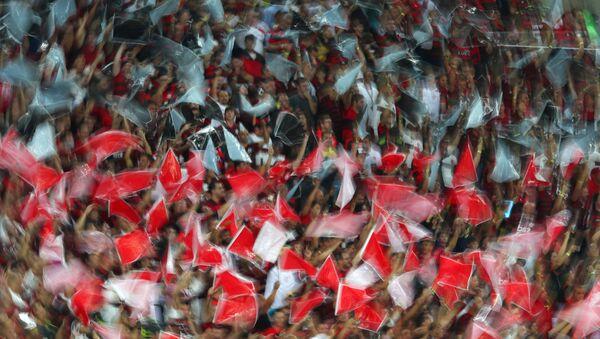 Hinchas de Flamengo (Archivo) - Sputnik Mundo