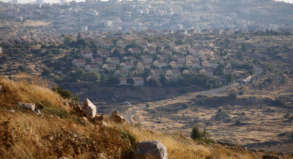 Asentamiento israelí en Cisjordania