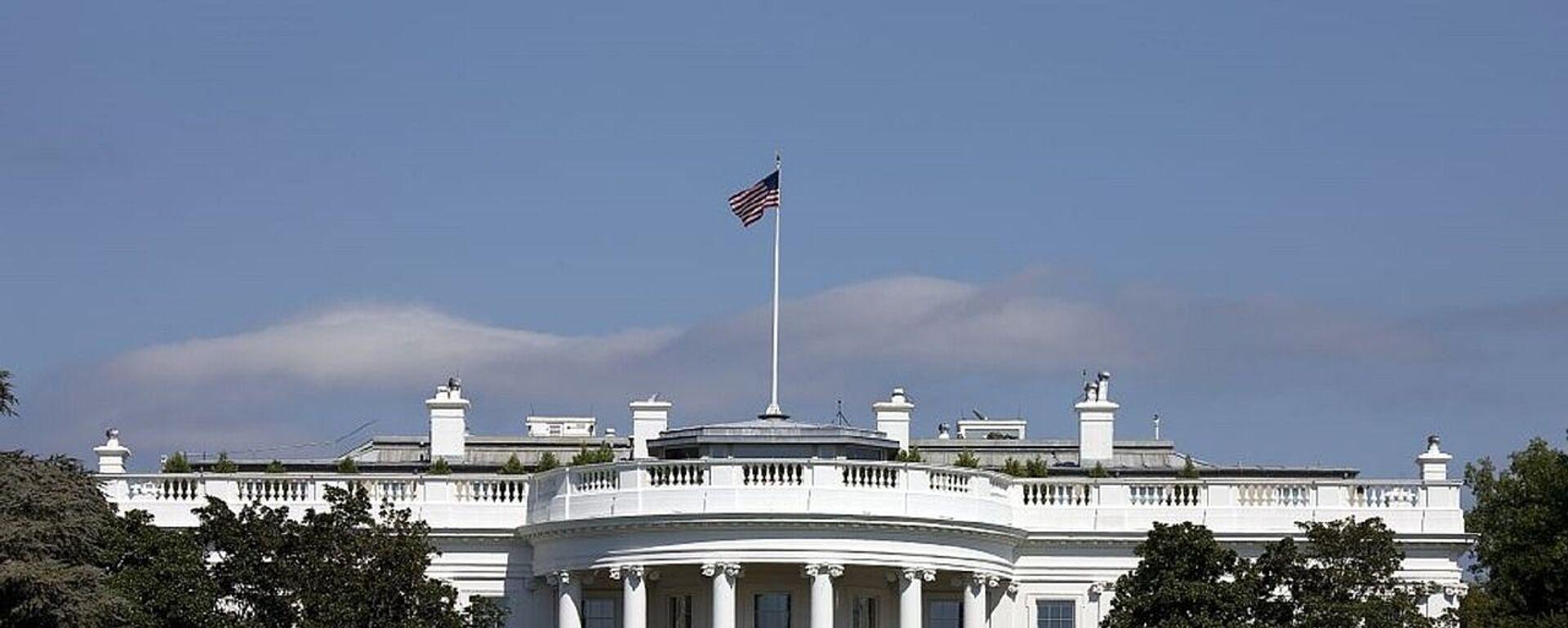 La Casa Blanca en Estados Unidos (imagen referencial) - Sputnik Mundo, 1920, 04.05.2020