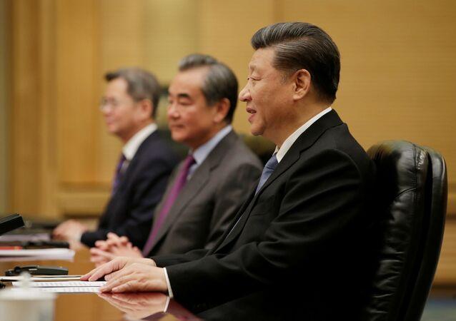 Xi Jinping, el presidente chino