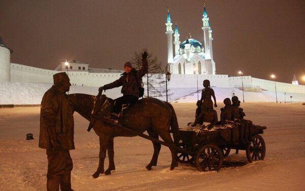 En la ciudad rusa de Kazán - Sputnik Mundo