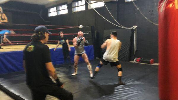 El regreso de Titanes en el ring - Sputnik Mundo