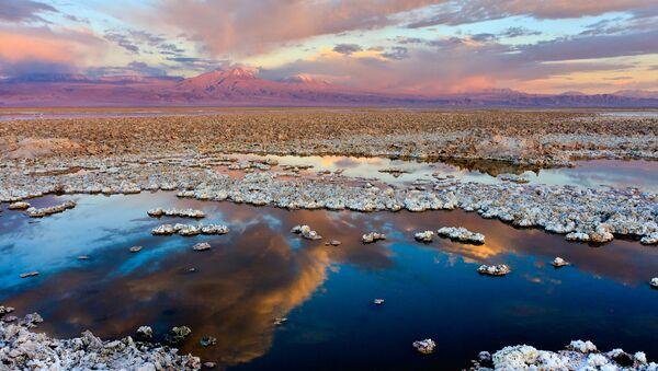 Salar de Atacama, Chile - Sputnik Mundo