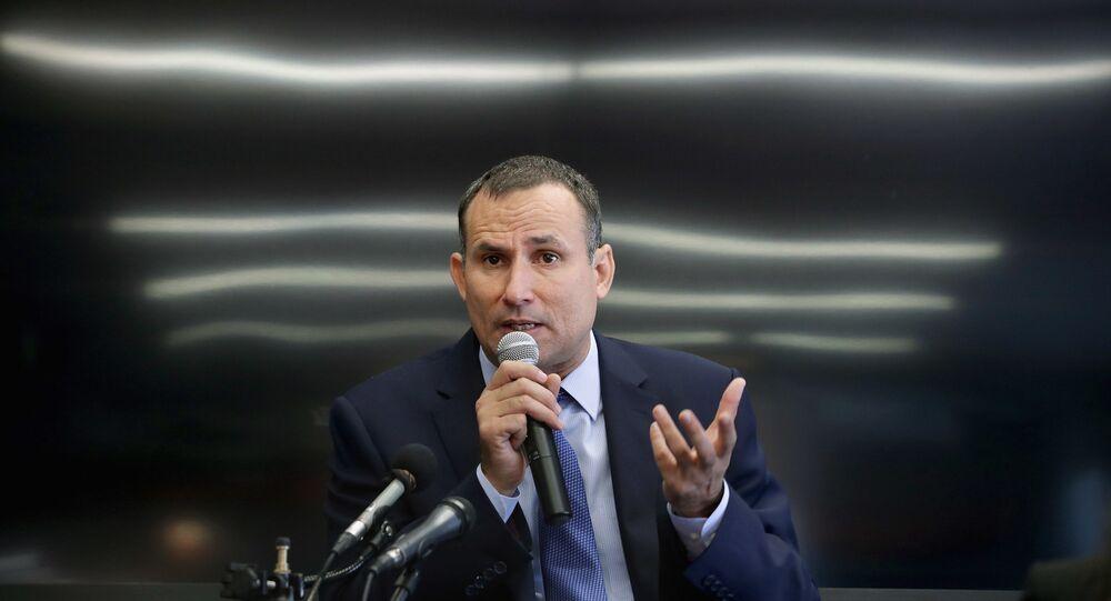 José Daniel Ferrer, dirigente de la organización opositora Unión Patriótica de Cuba