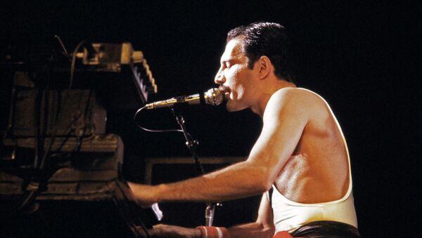 Freddie Mercury, cantante británico - Sputnik Mundo