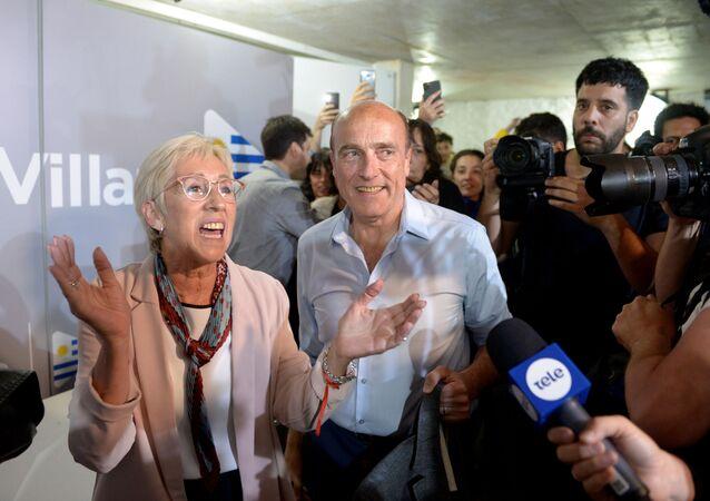 Daniel Martínez, candidato presidencial uruguayo