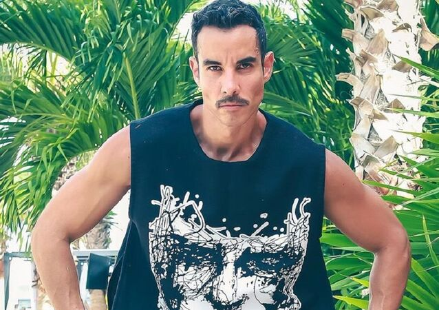 Alejandro Sandí, actor mexicano
