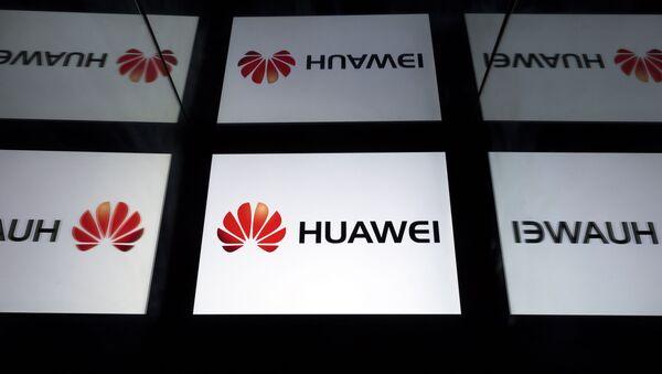 Logotipo de Huawei (archivo) - Sputnik Mundo